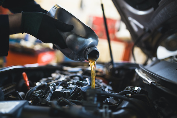 Can I Switch to Synthetic Oil or a Different Grade?